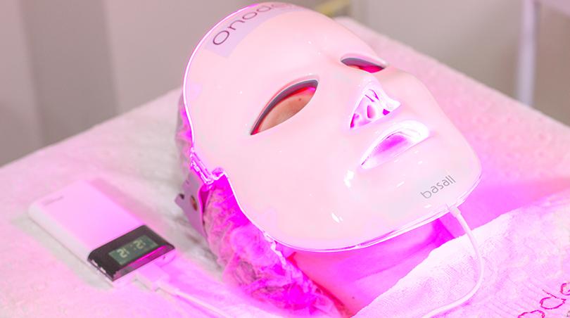 Você sabe o que é máscara de LED? Veja como funciona e os benefícios!