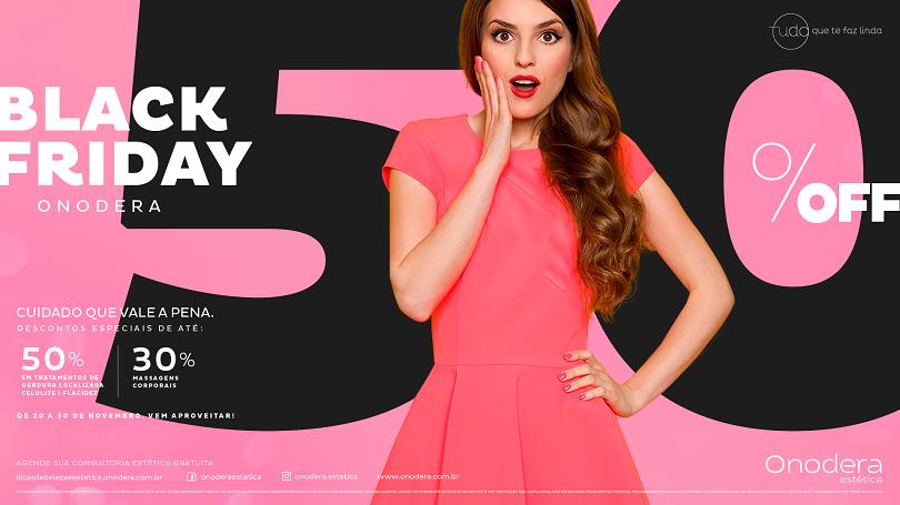 Não perca a Black Friday ONODERA