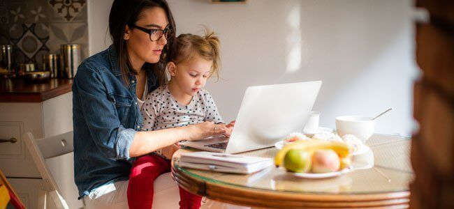 Como aliar família e trabalho