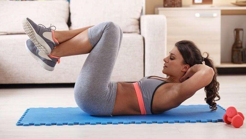 Exercícios para emagrecer de maneira fácil em casa