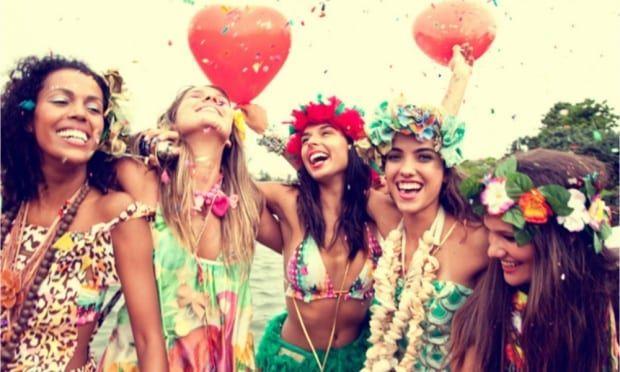 Como manter a dieta durante o Carnaval