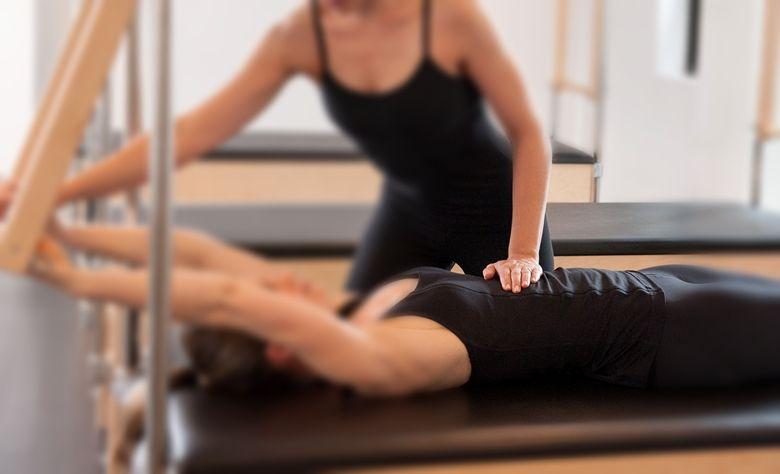 Os benefícios da prática do Pilates