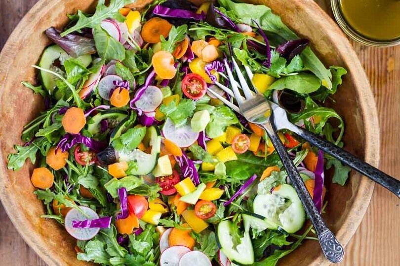 3 Receitas de saladas fáceis de fazer