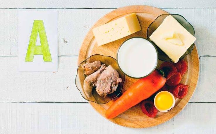 A importância da vitamina A na saúde